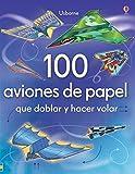 Libro 100 aviones de papel