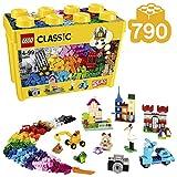 Cubo con 790 piezas de 33 tipos de colores distintos