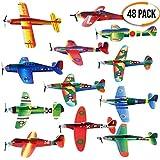 48 aviones planeadores de papel