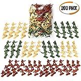200 soldaditos de plástico