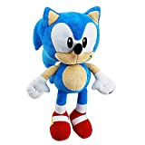 Sonic The Hedgehog - Sega- Peluche Sonic - Medidas 30 cm - Color azul
