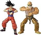 Dragon Stars Figura de Accion Pack Exclusivo Online de Mutenroshi y Son Goku 2021 Convention Edicion Limitada