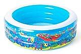 Bestway 51121 Billar para niños - Billares para niños (Multicolor, Vinilo, Estampado, 6 año(s), 400 L, 152 cm)