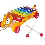 FISHSHOP Xilófono Juguete de Madera de Pino para Bebe y Niño de Instrumento Musical , Percusión Educativo de Desarrollo