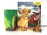 Phidal Disney Le Rey Leon Cuentas y Figuras, Francés, Multicolor