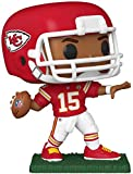 Funko- Pop NFL Kansas City Chiefs-Patrick Mahomes W7 Figura coleccionable, Multicolor (50979)