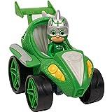 PJ Masks - Vehículo turbo Gekko Power Racers (Bandai 95388)