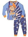 Blippi Pijamas para Niños Azul 7-8 Años