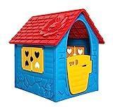DOHANY 456 - Casa de Juegos para Interior y Exterior, casa de jardín para niños a Partir de 2 años
