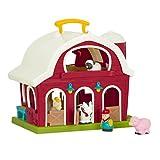 Battat- Set de Granja para niños 18M+ (6 Piezas), Color rosso (Branford Ltd. BT2626C1Z) , color/modelo surtido
