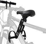 Sayiant Asiento de Bicicleta montado en la Parte Delantera, Marco de Bicicleta para niños, Asiento para niños de 2 a 5 años…