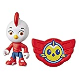 Playskool Nick Jr. Top Wing: Top Wing - Rod Action Figure Single