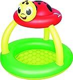 Bestway 52181 billar para niños - Billares para niños (Verde, Rojo, Amarillo, Vinilo, Estampado, 23 L, 910 mm, 910 mm) , color/modelo surtido