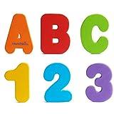 Munchkin Juguetes para el Baño - Letras y Números
