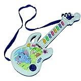 Guitarra eléctrica juguete musical juego niño niña niño niño niño aprendizaje desarrollo electron juguete educación cumpleaños regalos