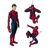 CHUNQING Juguete Muñeca Avengers Héroe Hombre Spider-Man Accionable Muñeca Carácter Ornamentos Juguetes para Niños Decoración De Regalo