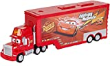 Matchbox Disney Cars 3 Mack Supercamión Transportador de coches de juguete, color surtido (Mattel FTT93)