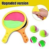 Joy-Jam Juguetes para niños 3-8 años Juego Tirar Atrapar Pelotas de Tenis Pelotas Ping Pong Verano Juego Deportes Niños Presenta