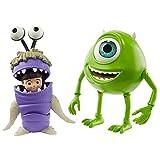 Disney Pixar Muñeco Figura Mike y Boo (Mattel GLX81) , color/modelo surtido