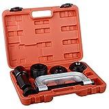 4en 1kit de articulación de rótula herramienta de servicio 2WD & 4WD Remover instalador W/adaptadores de tracción en las cuatro ruedas