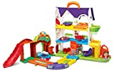 Vtech - Toot Toot Friends - Busy Sounds Discovery Home - Ma Grande Maison Magique Tut Tut Copains Version Anglaise