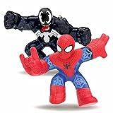 Heroes of Goo Jit Zu- Pack Marvel Versus - Spider-Man VS Venom (Moose 41146)