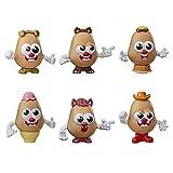 Mr Potato- Pack 6 (Hasbro E9222EP4)