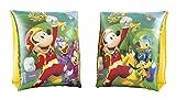Bestway 91002, Manguitos Hinchables Disney Mickey Mouse Y Los Superpilotos, 23x15 cm, colores surtido