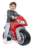 M MOLTO | Moto Correpasillos Cross Premium Roja | Moto Corre Pasillos para Todo Tipo de Terrenos | Juguetes Infantiles Seguros y Resistentes | Fomenta el Sano Desarrollo de Niños y Niñas | + 18 Meses