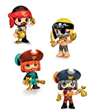 Pinypon Action Figura Pirata, Multicolor (Famosa 44715581)