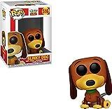 Funko Pop: Toy Story-Slinky Dog Figura Coleccionable, Multicolor, Talla única (37010)