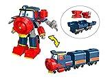 Robot Trains - Figura transformable Victor con Accesorios