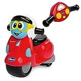Chicco Vespa Primavera, Moto Teledirigida para Niños con Control Remoto Intuitivo en Forma de Manillar, Motocicleta Radiocontrol con Sonido de Bocina y Motor – Juguete para Niños y Niñas de 2 a 6 Años
