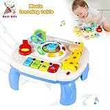 Mesa musical de juguete