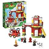LEGO Duplo Town - Parque de Bomberos, Juego de construcción de Aventuras en la Ciudad (10903)