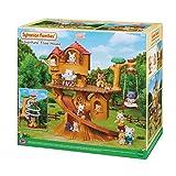 Sylvanian Families- Casa de Aventuras en el Árbol Doll House (Epoch para Imaginar 05494)