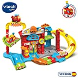 VTech- TutTut Tut Bólidos Estación de Bomberos, Multicolor, única (3480-503922) , color/modelo surtido