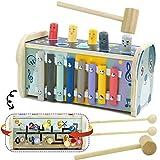 Juguetes Montessori Madera Xilofono Infantil Banco Herramientas Laberinto Juguetes Educativos 3 4 Años Niños Niñas