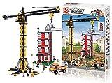 Sluban Bloques de construcción Town Serie Turmkgrúa, marca de juguetes y gadgets (973977008976)