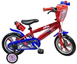 Spiderman 65DI050 - Bicicleta 12' para niño