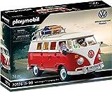 PLAYMOBIL Volkswagen Volkswagen T1 Camping Bus, A partir de 5 años (70176)