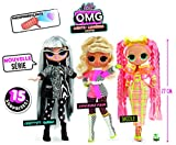L.O.L Surprise - OMG Muñecas Fashion Lights (Giochi Preziosi LLUA7000) , color/modelo surtido