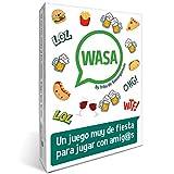 Tribu de Sinvergüenzas 🤣 WASA 🤣 – Juego de Mesa - Juego de Cartas para Fiestas y Risas. 🔥 by