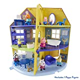 Casa de juguete de la Peppa