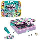 LEGO 41915 Dots Joyero Infantil Kit de Manualidades para Niños y Niñas de 6 años Decoración de Escritorio DIY