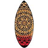 Osprey Surf Unisex Llama Calavera Tabla de Skimboard, Multicolor, 41-Inch