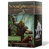 Fantasy Flight Games-El Señor de los Anillos: Viajes por la Tierra Media-Pack de Figuras Villanos de Eriador, Color (JME04ES)