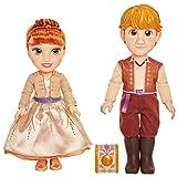 Frozen 2 Anna & Kristoff Couple Set