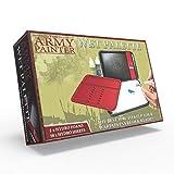The Army Painter | Wet Palette | Paleta húmeda Estuche Premium para Pinceles con 50 Ranuras y 2 Esponjas para Pintar Figuras Miniatura de Wargaming | Juego de Guerra