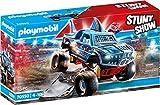 PLAYMOBIL - Stuntshow Juguete, Monster Truck Shark, Multicolor (70550)